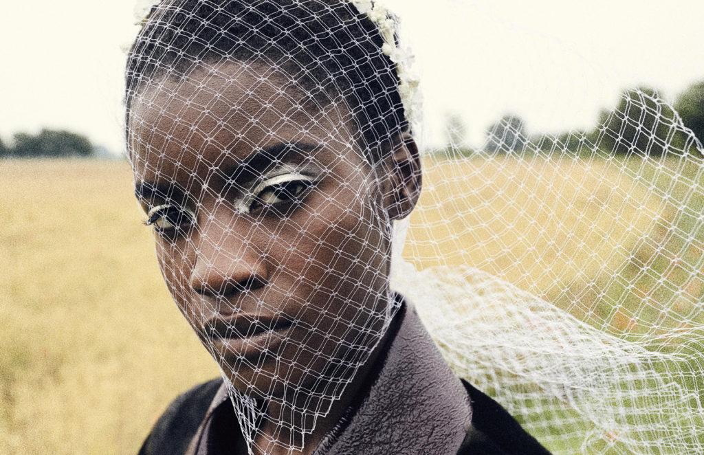 Design Scene photographer Fabio Leidi stylist Emily Lee make up Karin Borromeo