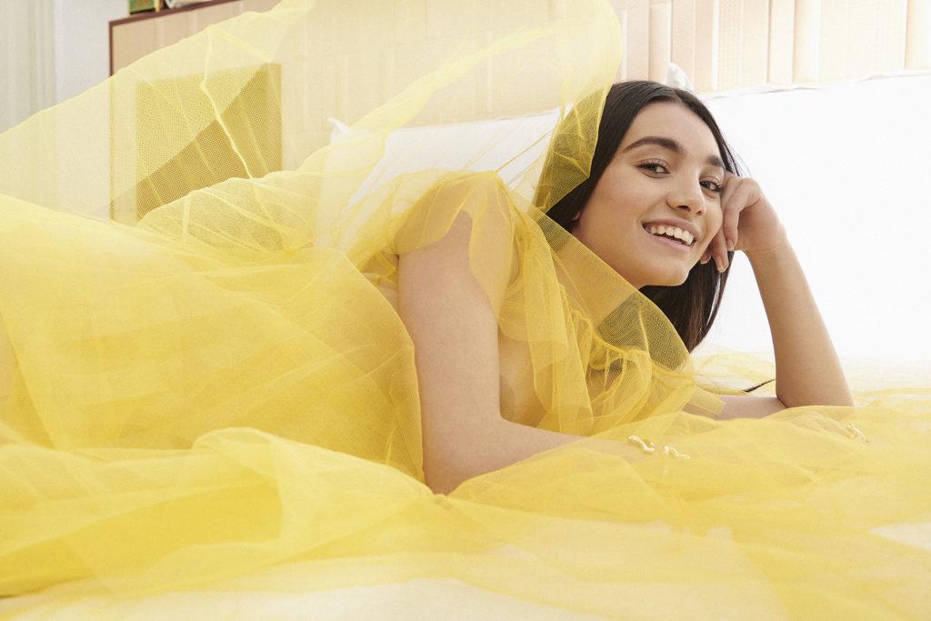 Grazia Magazine make-up Sissy Belloglio Mariasole Pollio