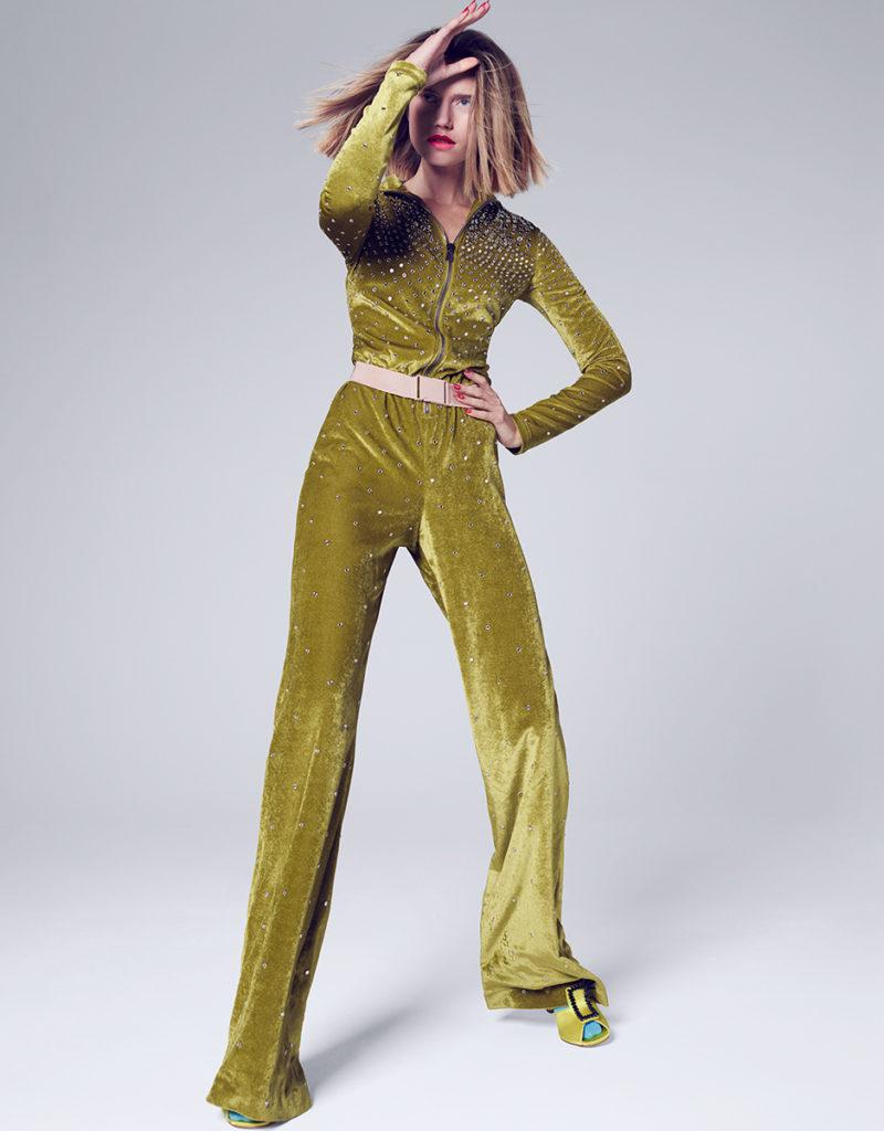 Vogue Taiwan Photo by Fabio Leidi stylist Giulio Martinelli