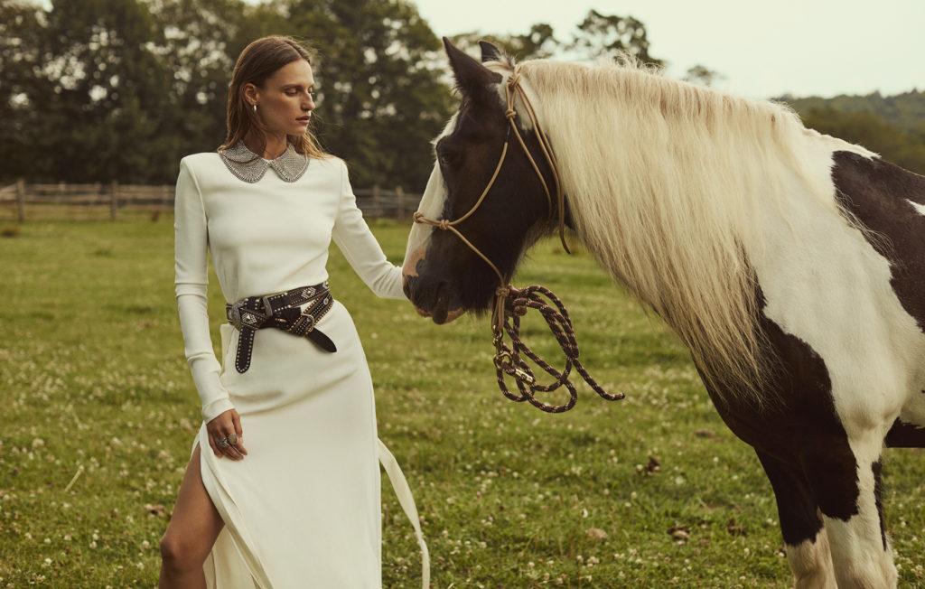 Grazia Photographer Jason Kim Styling Cleo Casini