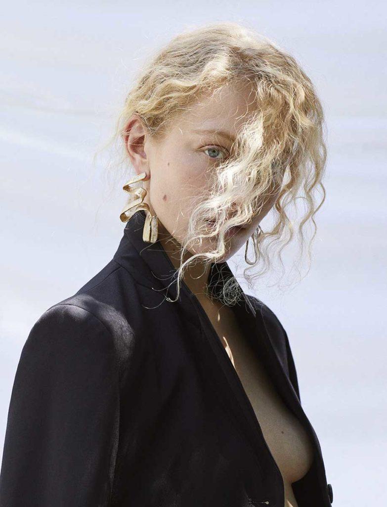 Io donna make-up Augusto Picerni photo Letizia Ragno