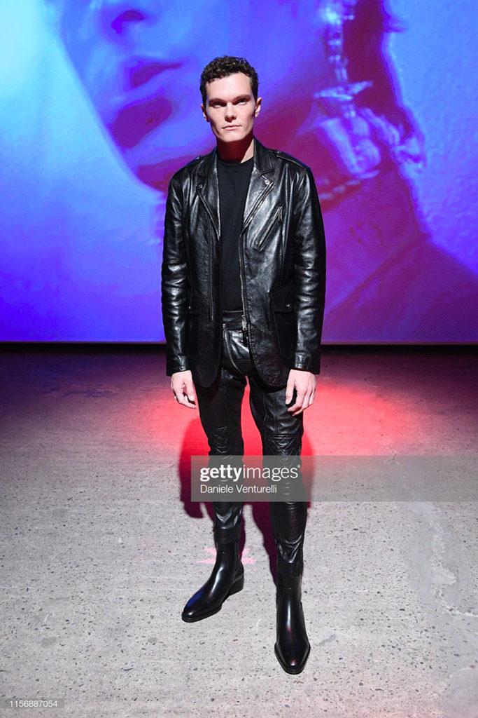Luke Bans hair Stefano Gatti celebrities