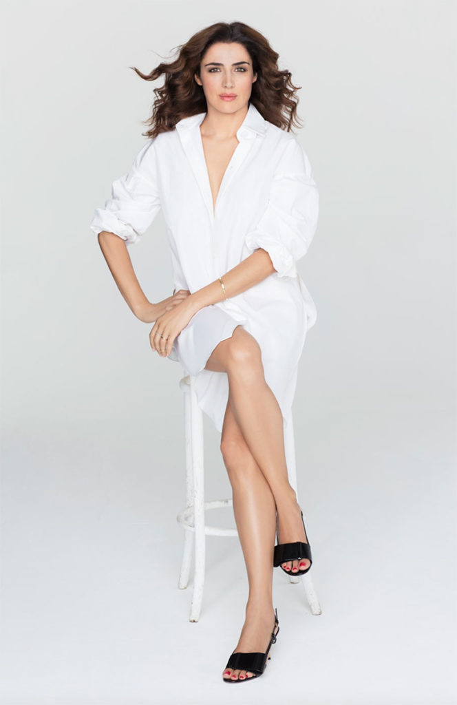Luisa Ranieri hair Stefano Gatti woman celebrities