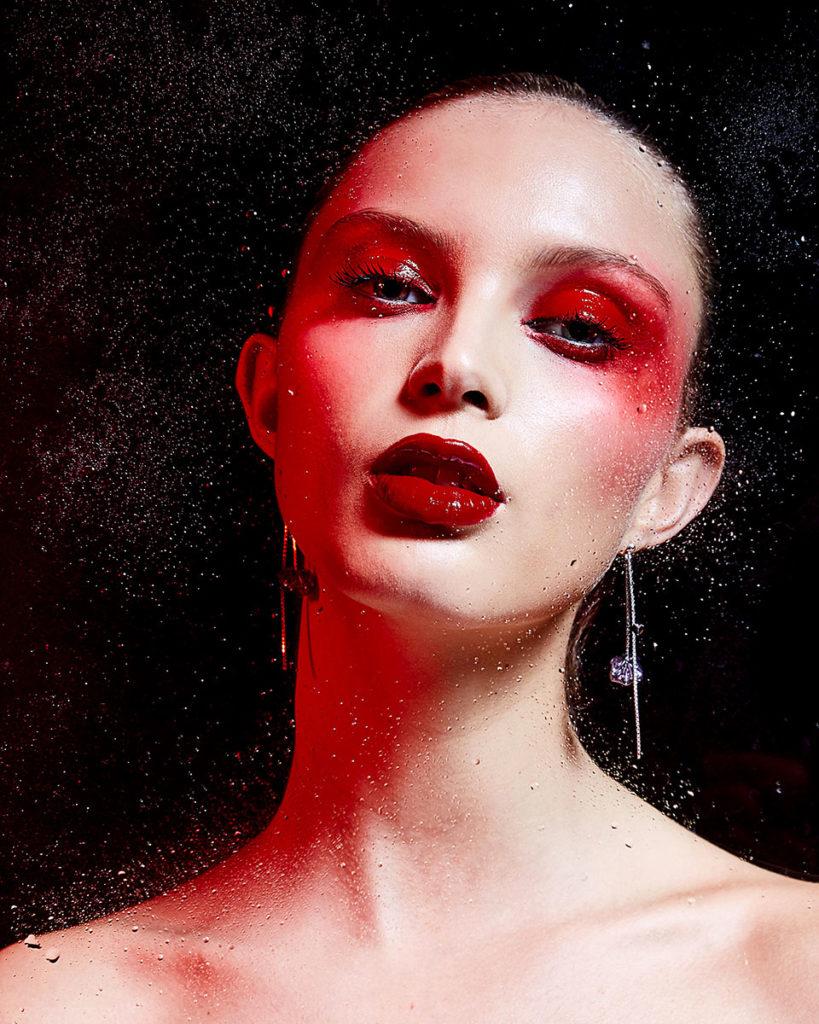 Beauty Photo by Paz Stammler make up Nicky Tavilla