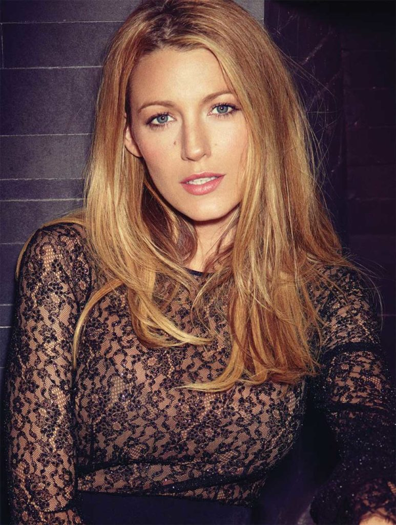 Blake Lively Styling Enrique Campos