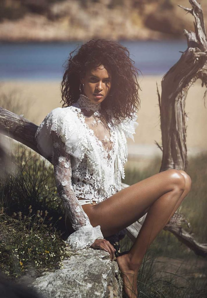 Fashion & arts Photographer David Bellemere Styling Enrique Campos Cindy Bruna