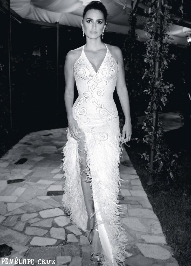 Penelope Cruz stylist Ildo Damiano