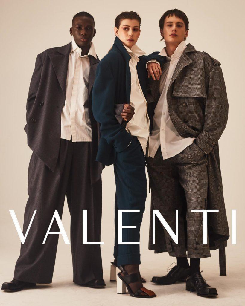 Valenti make-up Augusto Picerni advertising
