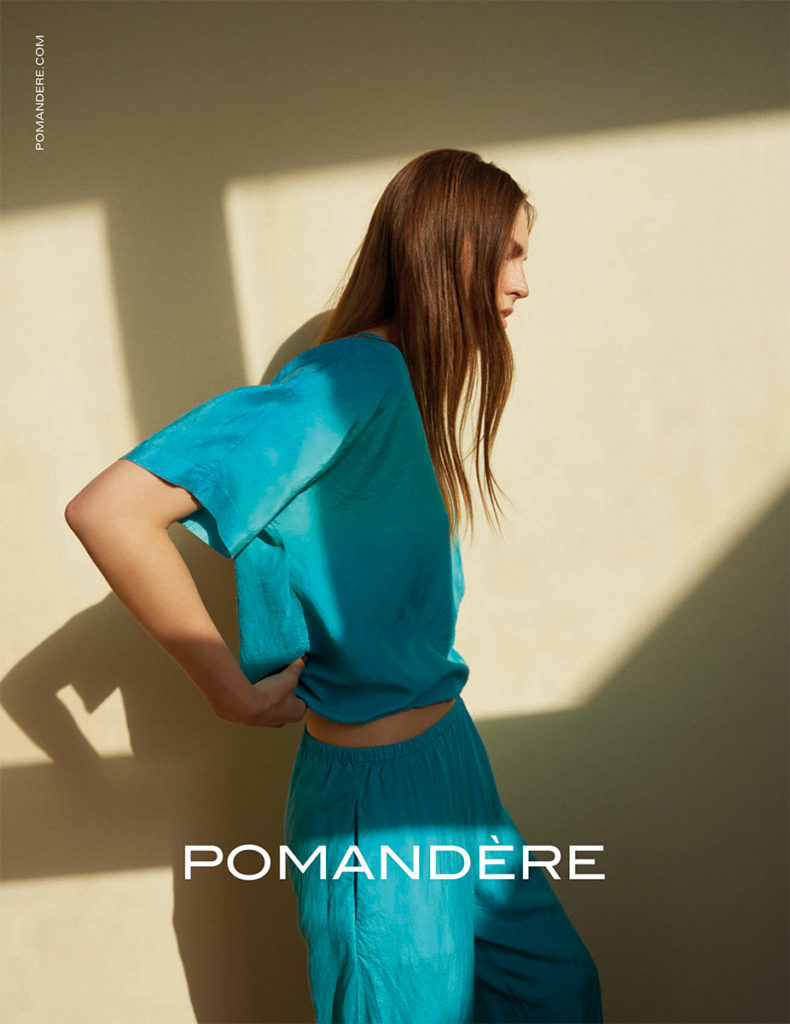 Pomandere make-up Augusto Picerni advertising