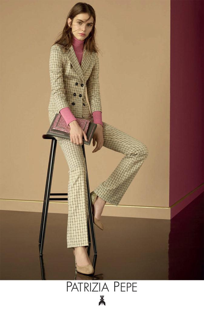 Patrizia Pepe FW16 Preview Collection Lookbook stylist Giulio Martinelli