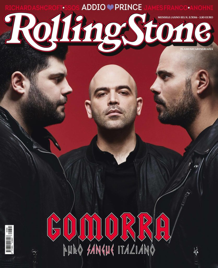 Rolling stone hair Luca Lazzaro celebrities cover man