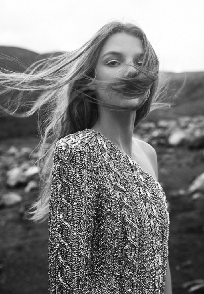Vogue Portugal photographer Lukasz Pukowiec make-up Kate Mur Roos Abels