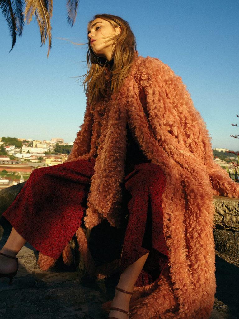 5 eleven magazine hair Massimo Di Stefano editorial woman