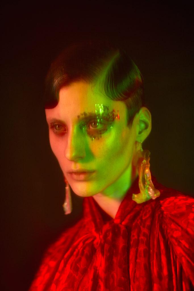 Stylist Magazine france photographer Samantha Casolari make-up Hugo Villard