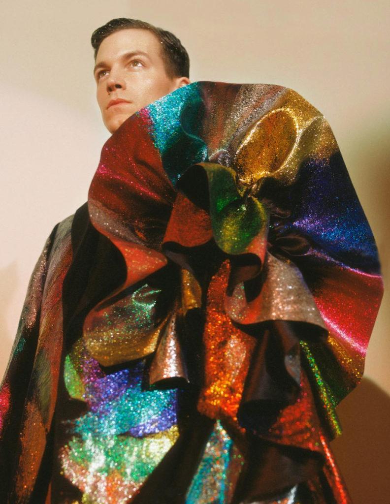 Stylist magazine france photographer Frederic Congiu make- up Hugo Villard
