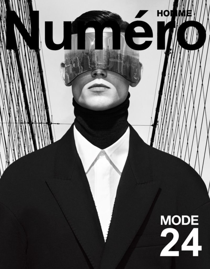 Numerò make-up Hugo Villard