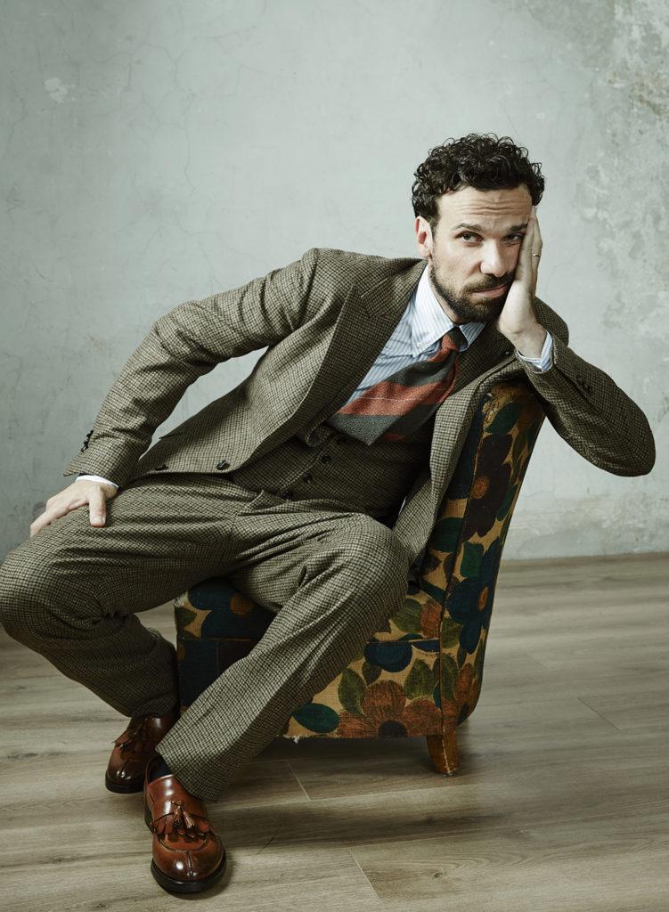 Style magazine italia Francesco Montanari hair Francesco Avolio celebrities editorial man