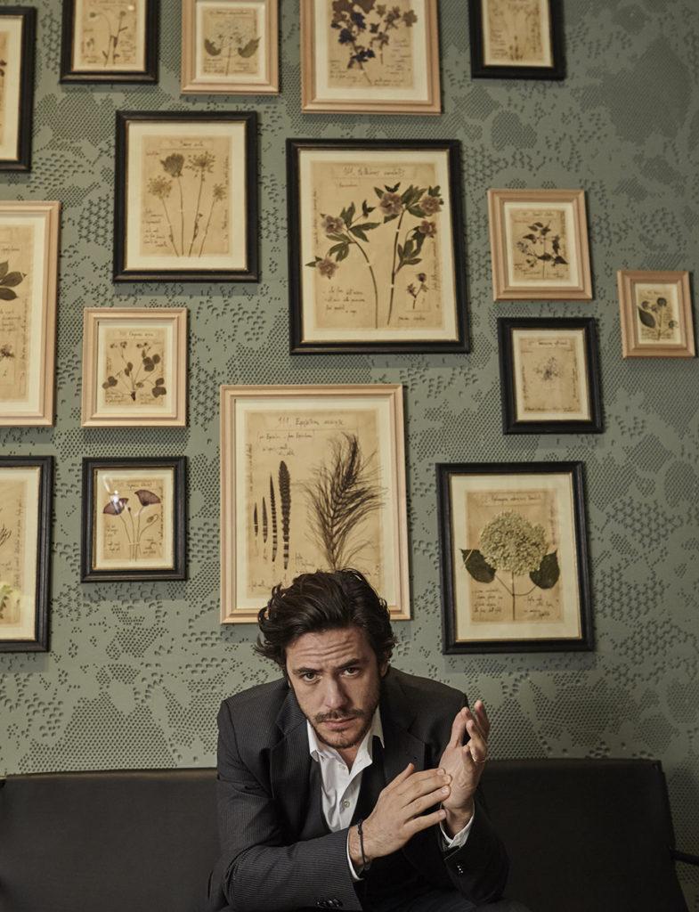 Style magazine italia Jack Savoretti hair Francesco Avolio celebrities editorial man