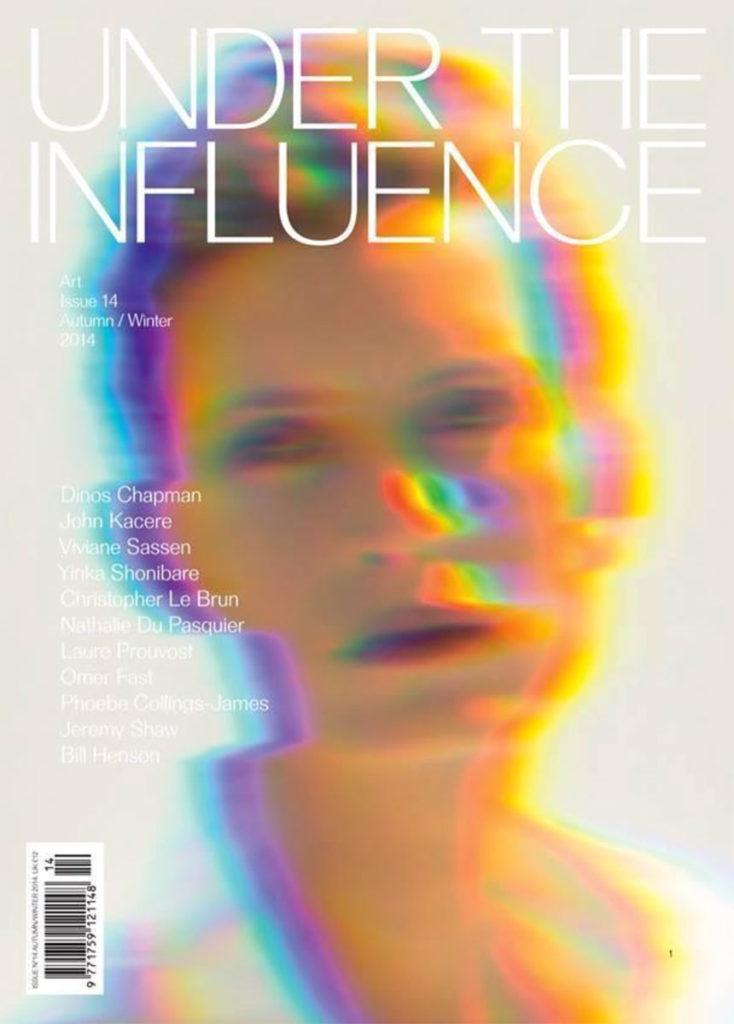 Under the influence make-up Hugo Villard