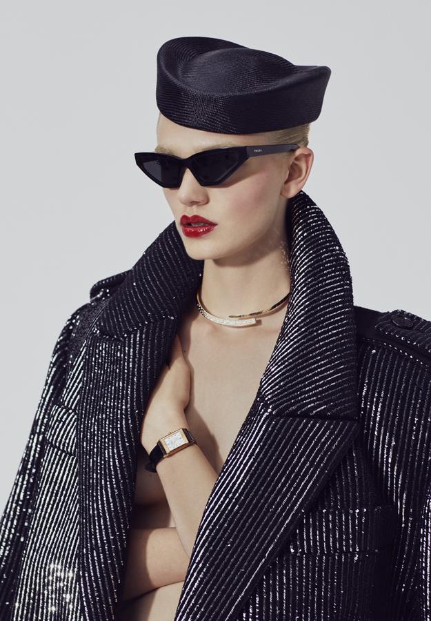 Elle italia photographer Laura Sciacovelli make-up Augusto Picerni