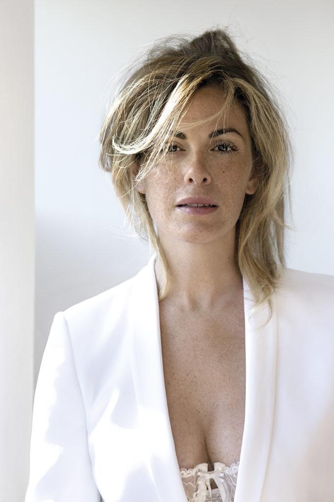 Vanessa Incontrada hair Luca Lazzaro make-up Giovanni Iovine celebrities woman