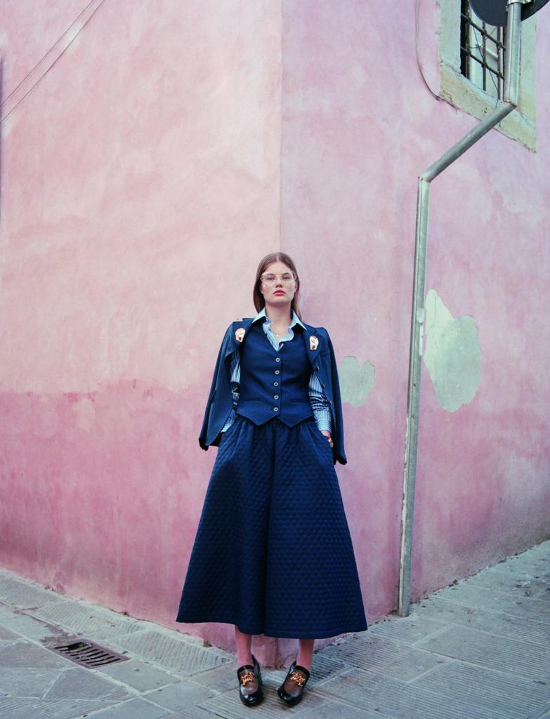 Fashion & arts august 2019 Photographer Pablo Zamora Styling Enrique Campos
