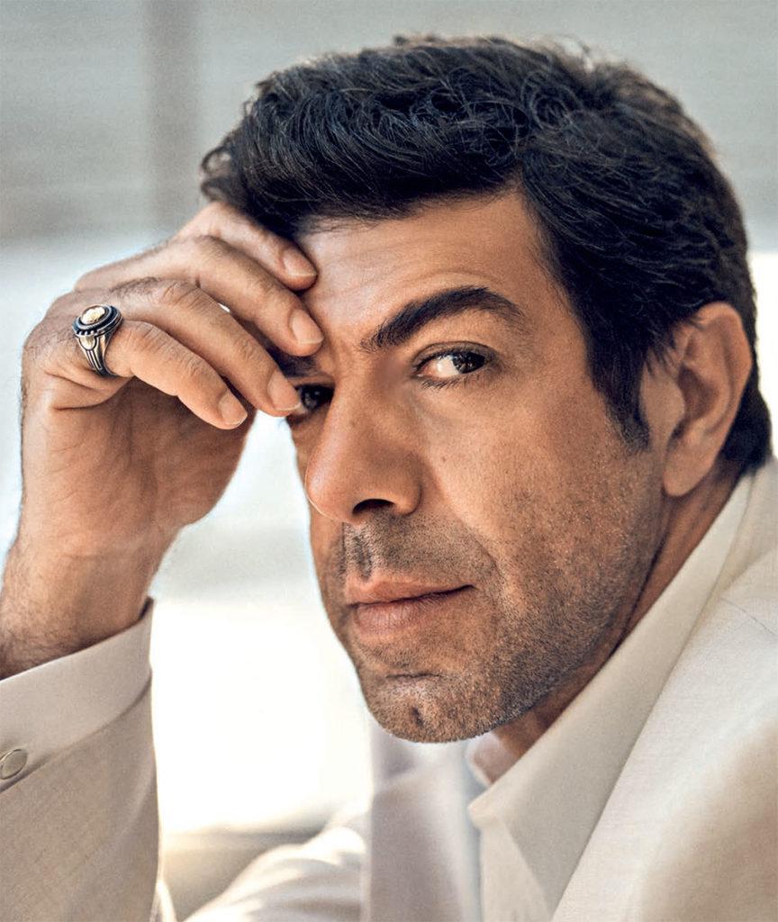 Pierfrancesco Favino hair Stefano Gatti man celebrities