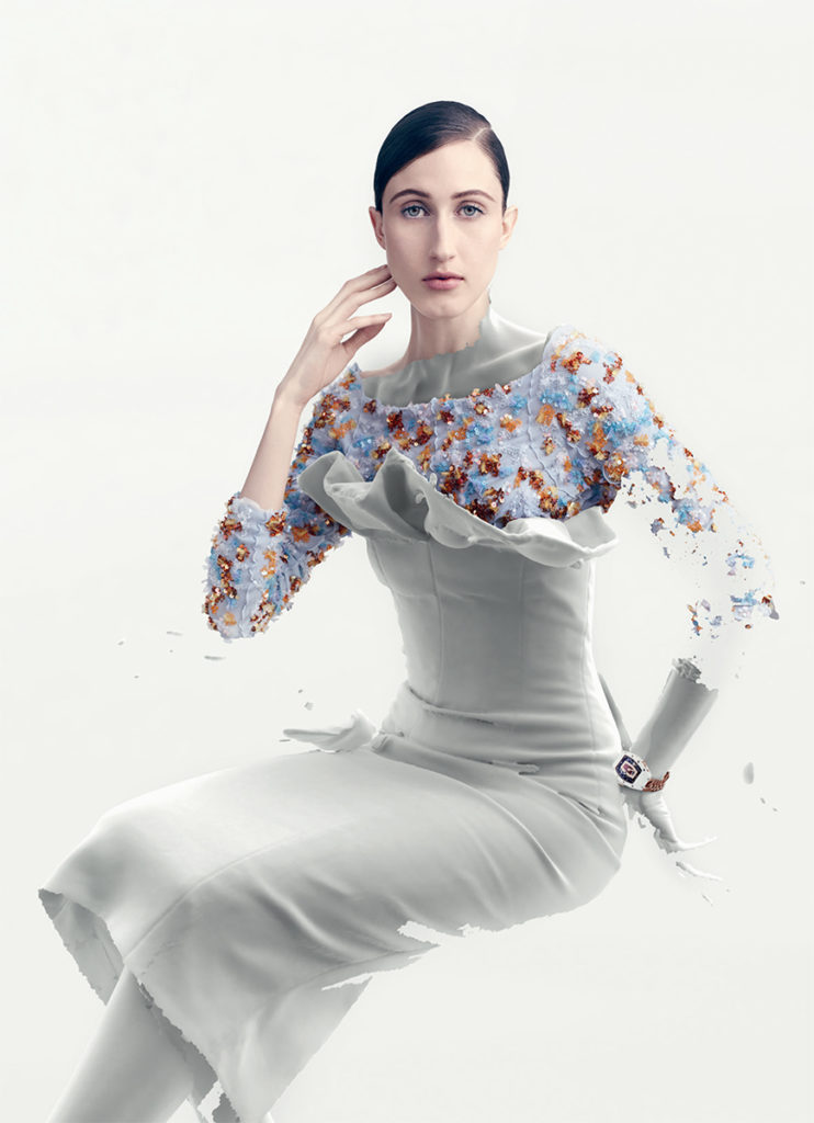 Vogue Italia Photo by Solve Sundsbo stylist Giulio Martinelli