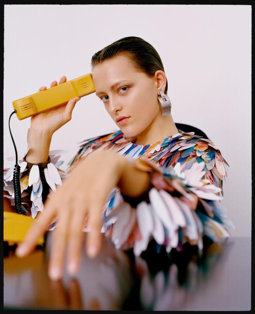 Vogue Portugal photographer Gosha Pavlenko make-up Augusto Picerni
