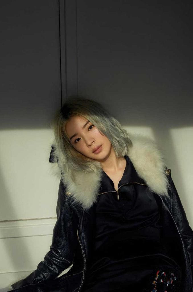 T magazine China make-up Hugo Villard