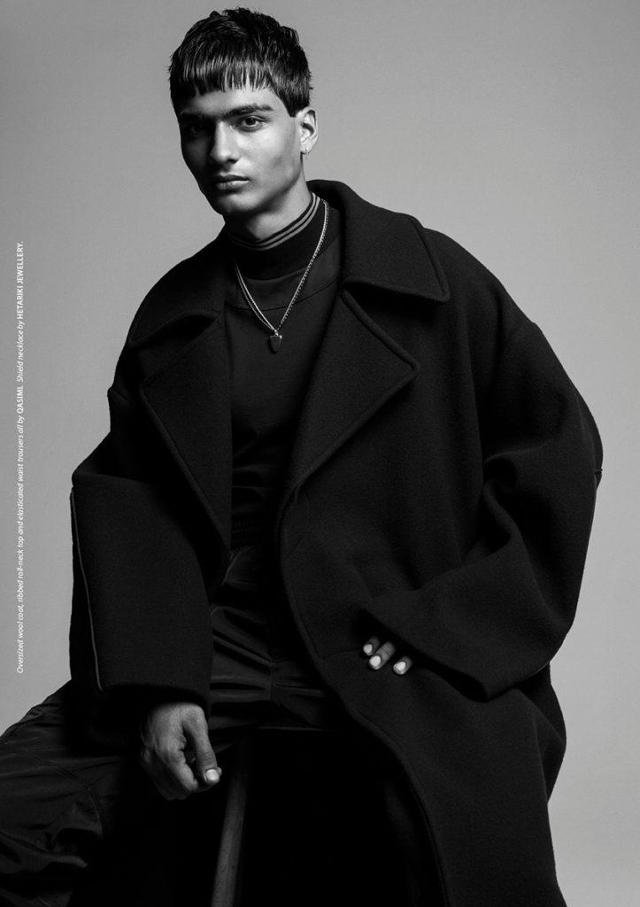 5 eleven magazine hair Massimo Di Stefano editorial portfolio