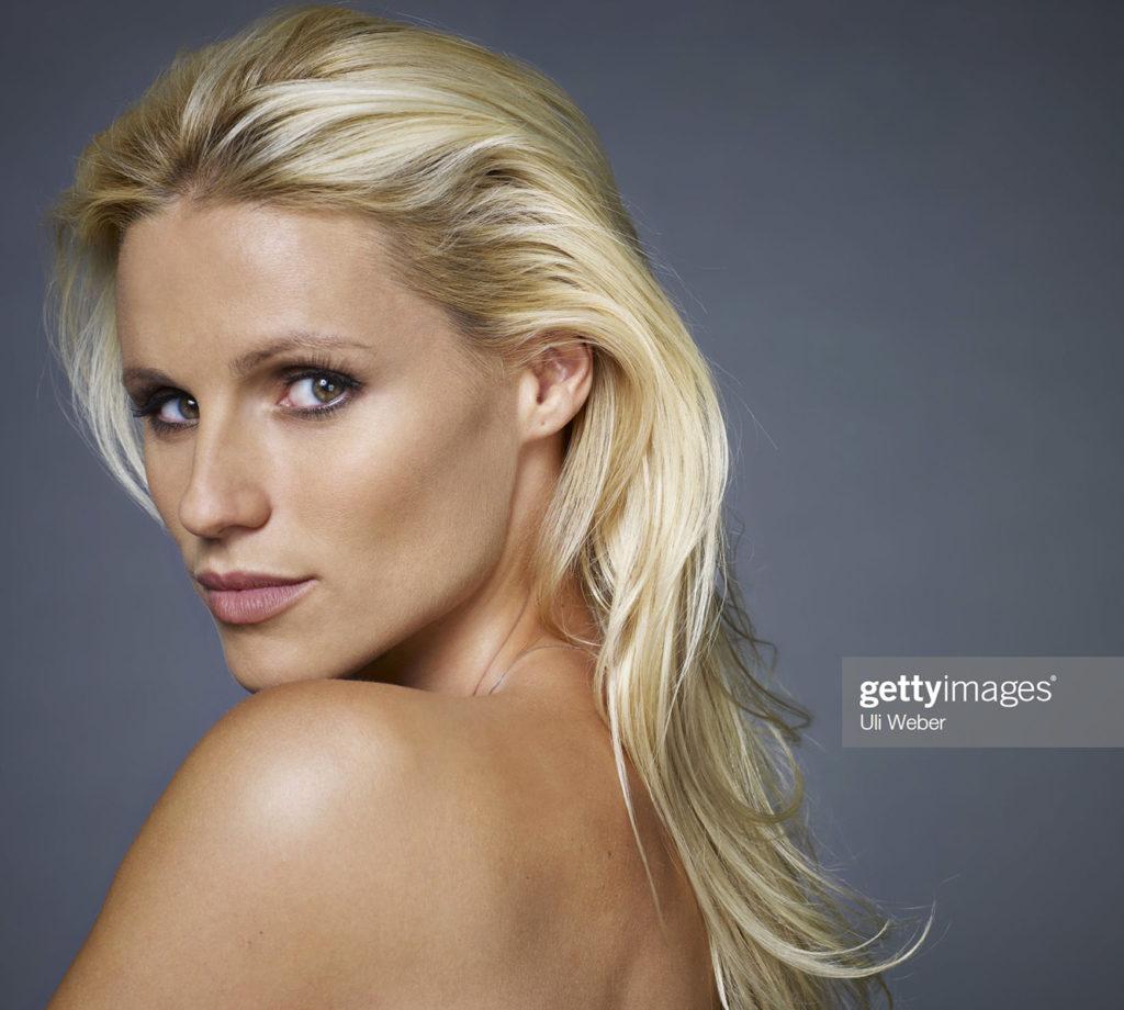 Michelle Hunzikeri hair Luca Lazzaro celebrities woman