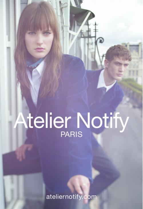 Atelier notify make-up Hugo Villard