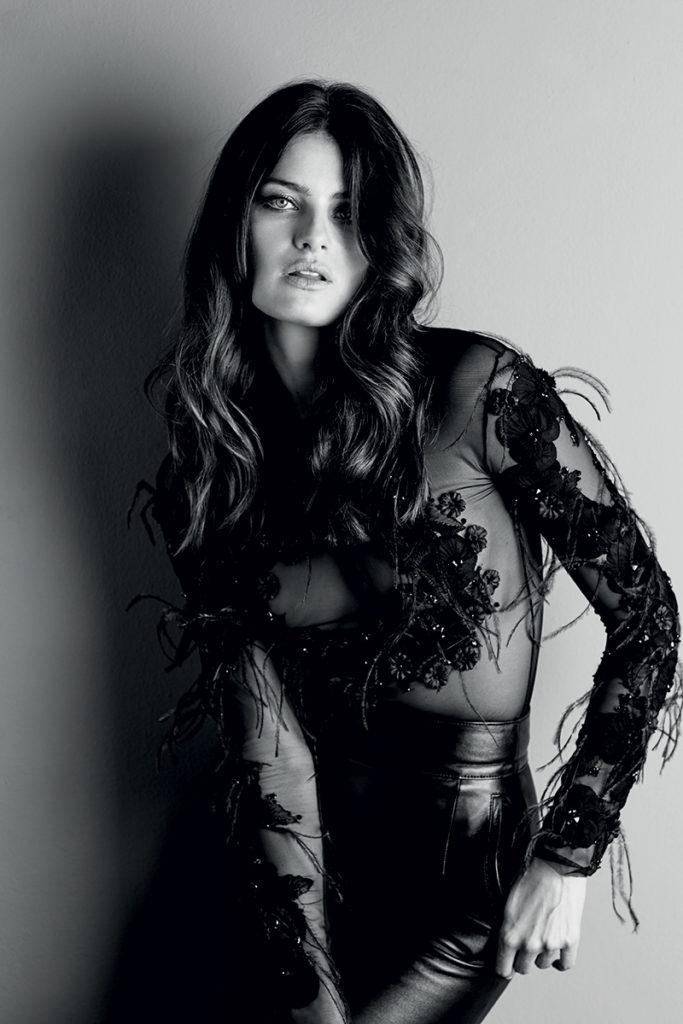 Glamour Isabeli Fontana hair Stefano Gatti woman celebrities