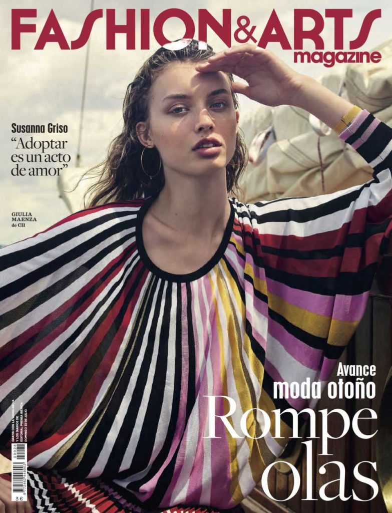 Fashion & arts Photographer Mel Karch Styling Enrique Campos giulia maenza