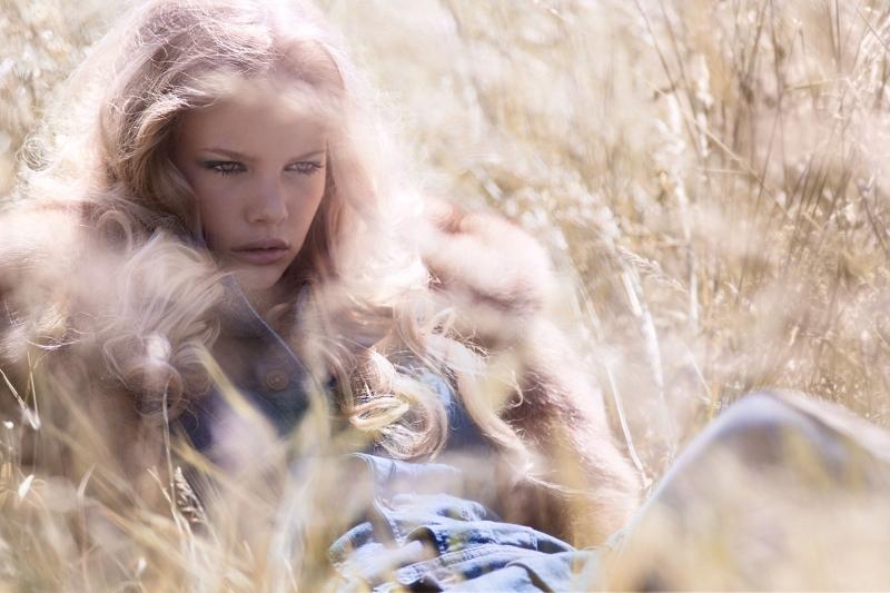 Elle italia photographer Peter Gehrke make-up Augusto Picerni