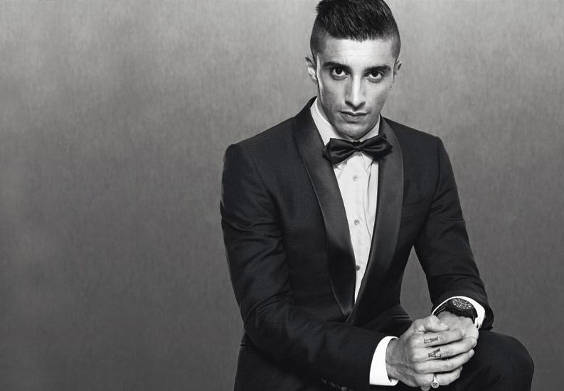 Andrea Iannone hair Luca Lazzaro celebrities man