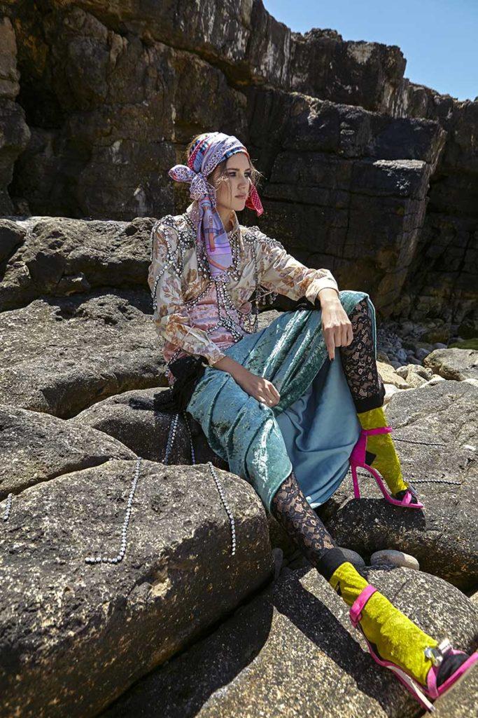 Vogue Thailand Photo by Ricardo Abrahao stylist Giulio Martinelli