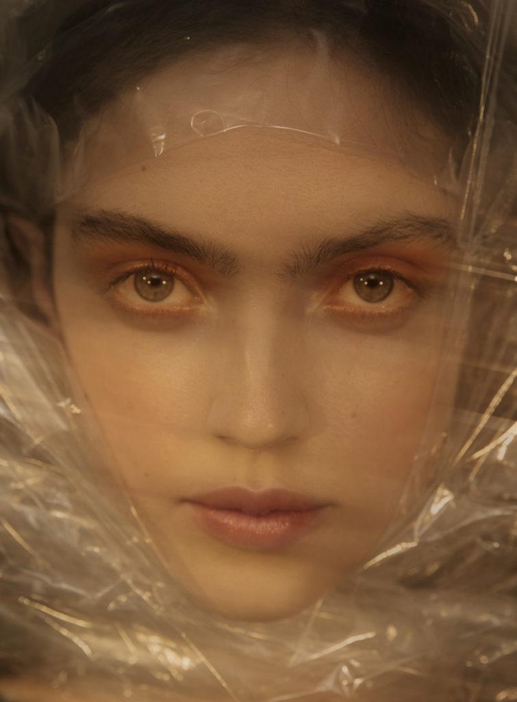 Stylist Magazine photographer Sabine Villard france make-up Hugo Villard