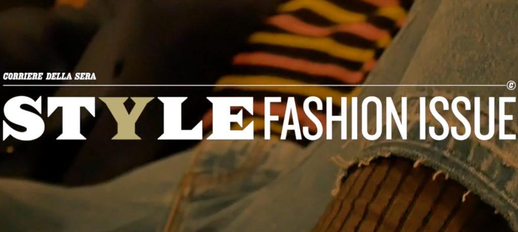 Style fashion issue hair Luca Lazzaro video man