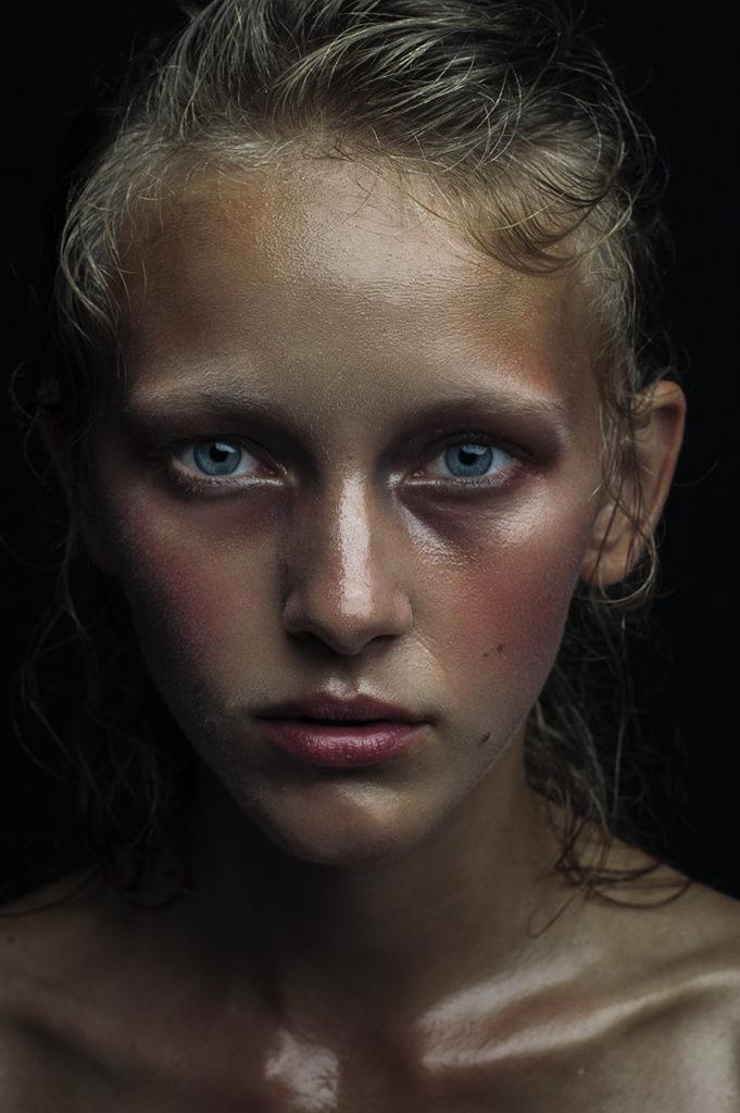 photographer Mathieu Alliard make-up Higo Villard