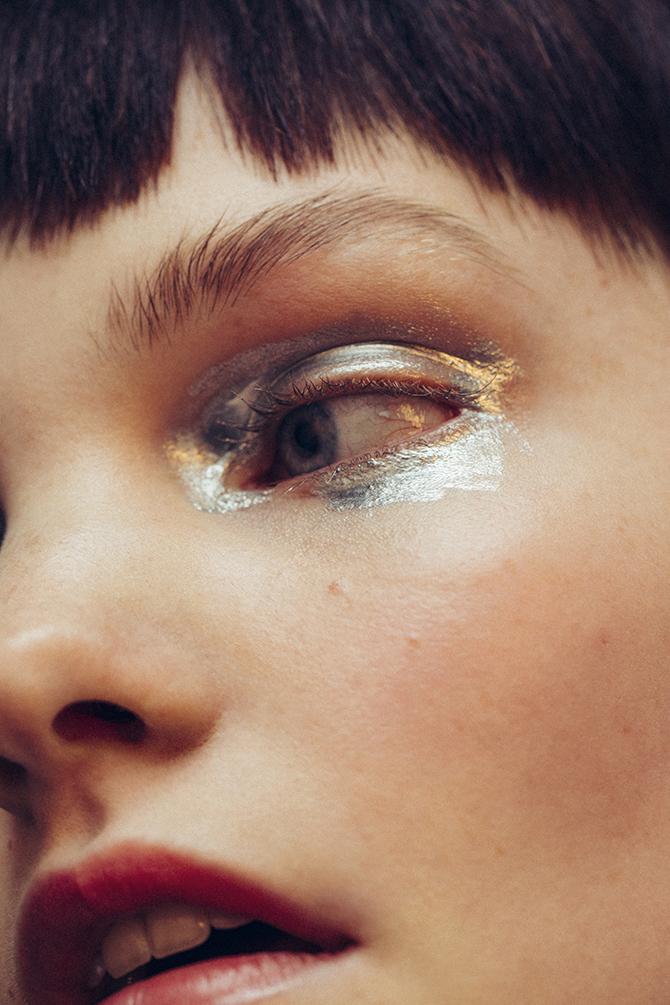 Io Donna photographer Betina Du Toit make-up Hugo Villard