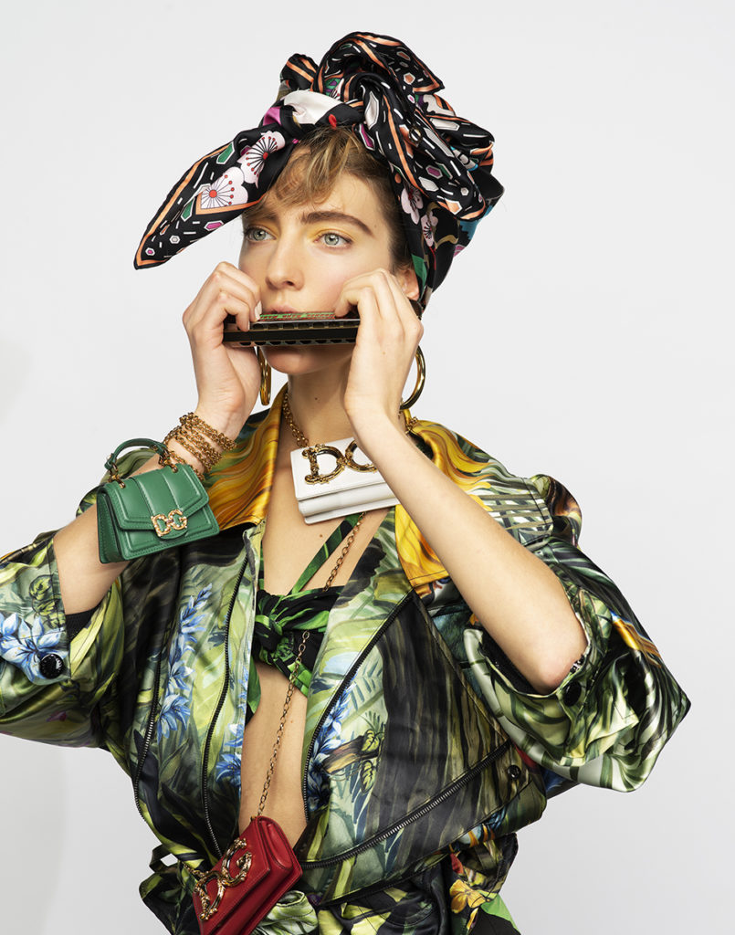 Marie claire italia photographer Daniele Rossi make-up Sissy Belloglio