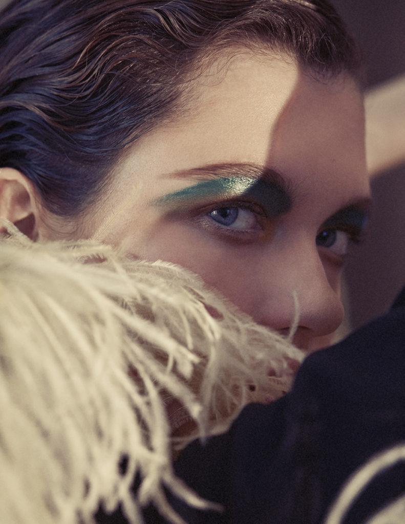 Design Scene photographer Fabio Leidi make-up Sissy Belloglio