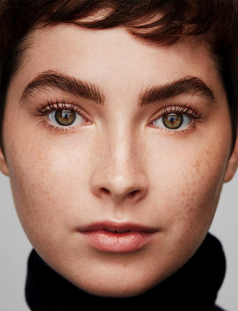d la repubblica photographer Takay make-up Giovanni Iovine