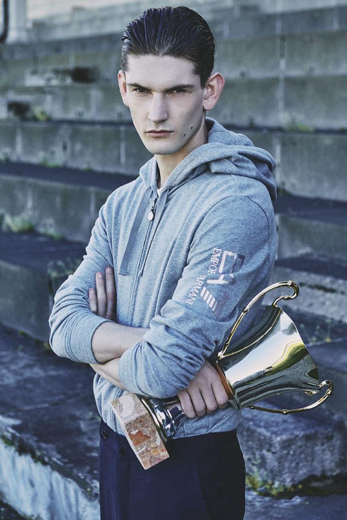 Style magazine italia photographer Stefan Giftthaler make-up Roman Gasser