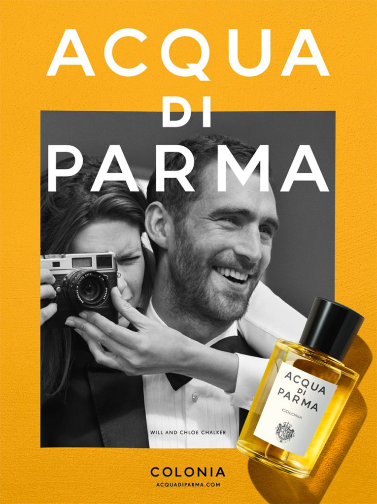 Acqua di Parma make-up Silvana Belli