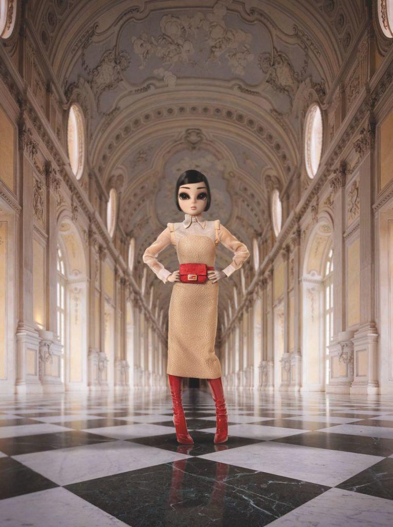 L'Officiel Italia Photographer Michele De Andreis Fashion Stylist Giulio Martinelli Noonoouri