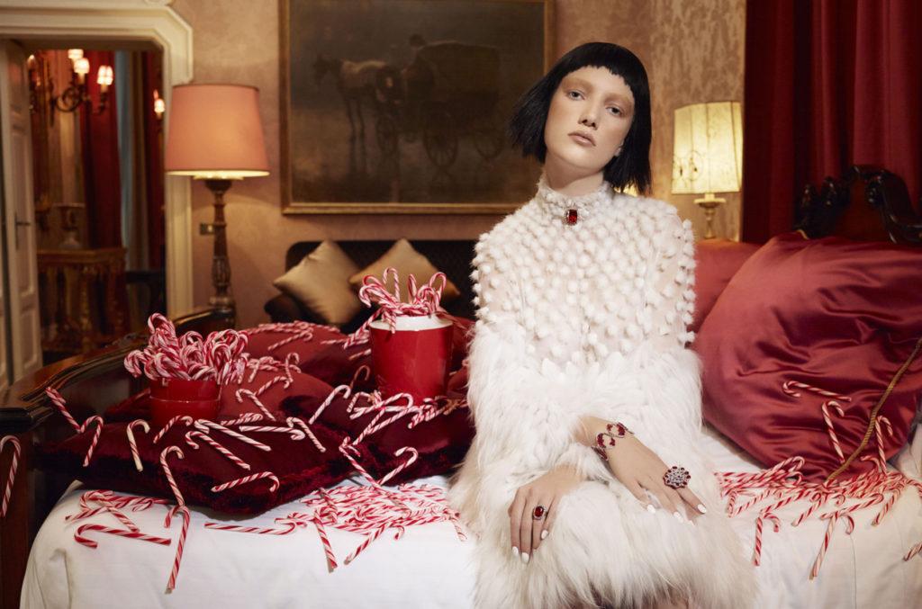 Vogue Gioiello Photographer Luciana Val & Franco manicure Annie Ghizzoni