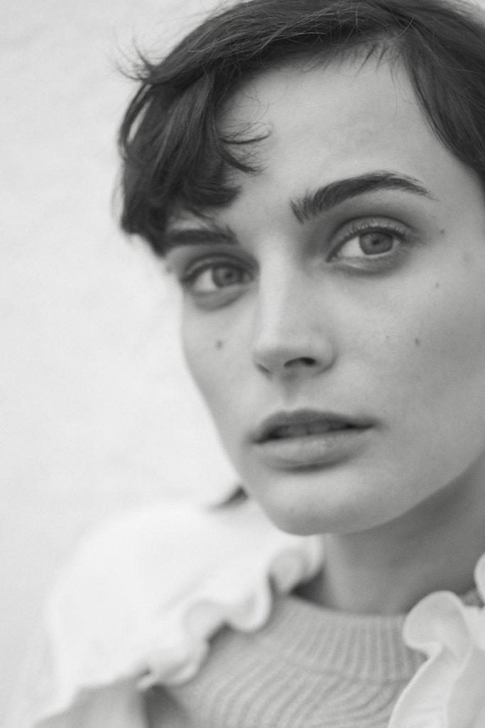 Io donna make-up Roman Gasser